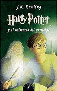 Harry Potter y el Misterio del Príncipe Mestizo